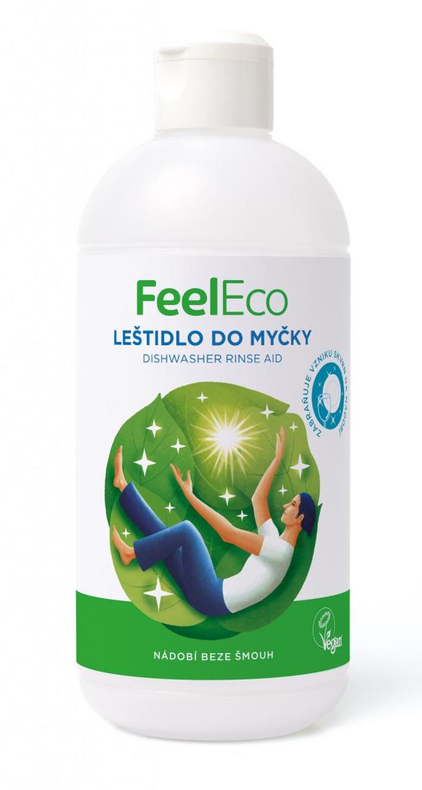 FEEL ECO Leštidlo do myčky - 500ml