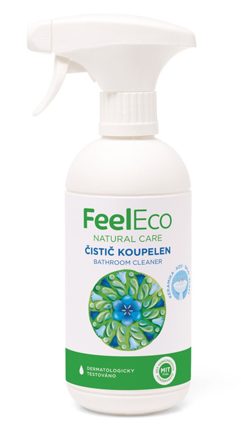 FEEL ECO Čistič koupelen - 450ml